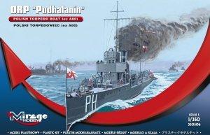 Mirage Hobby 350506 ORP Podhalanin Polski Torpedowiec 1:350