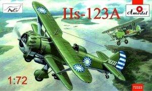 A-Model 72323 Hs-123A 1:72