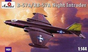 Amodel 01431 B-57A/Rb-57A (1:144)