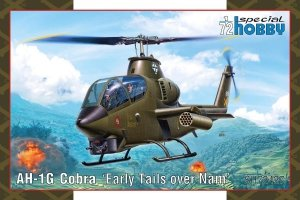 Special Hobby 72427 AH-1G Cobra 'Early Tails' 1/72