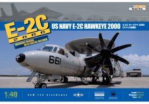 Kinetic K48016 E-2C 2000 Hawkeye (1:48)