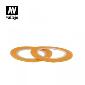 Vallejo T07002 Masking Tape 1mm x 18m