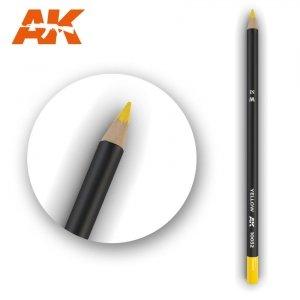 AK Interactive AK 10032 Watercolor Pencil YELLOW