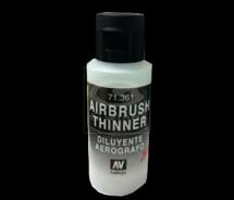 Vallejo 71361 Airbrush Thinner 60ml