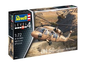 Revell 04976 UH-60 Transport Helicopter 1/72