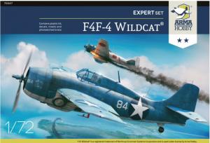 Arma Hobby 70047 F4F-4 Wildcat 1/72