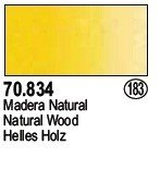 Vallejo 70834 Natural wood (183)