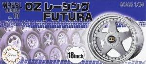 Fujimi 193519 Wheel Series No.11 18 (460mm) OZ Racing Futura 1/24