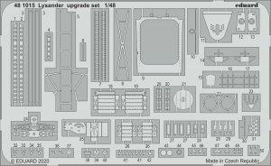 Eduard 481015 Lysander upgrade set for EDUARD 1/48