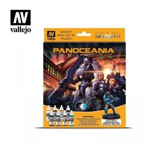 Vallejo 70231 Panoceania Set 8x17ml