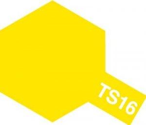 Tamiya TS16 Yellow (85016)