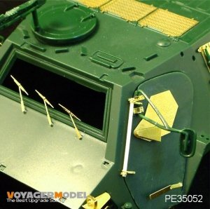 Voyager Model PE35052 Bundeswehr - TPz-1 Fuchs for Revell 1/35