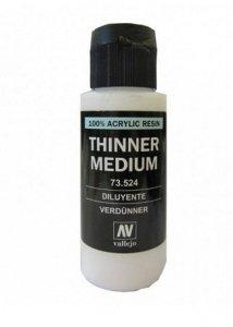 Vallejo 73524 Thinner Medium (60ml)