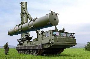 Trumpeter 09520 S-300V 9A84 Launcher/loader vehicle (LLV) 9M82 GIANT 1/35