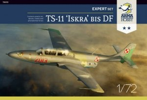 Arma Hobby 70010 TS-11 Iskra bis DF- Expert set 1/72