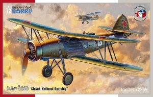 Special Hobby 72369 Letov S.328 Slovak National Uprising 1/72