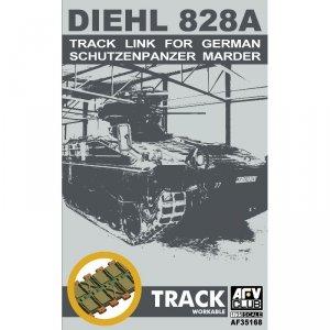 AFV Club 35168 DIEHL 828A Track link for German Schutzenpanzer Marder 1:35