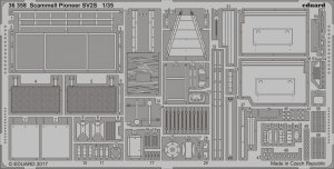 Eduard 36358 Scammell Pioneer SV2S 1/35 IBG