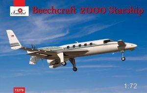 A-Model 72279 Beechcraft 2000A Starship 1:72
