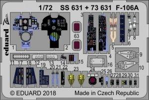 Eduard 73631 F-106A TRUMPETER 1/72