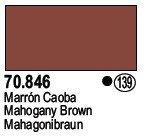 Vallejo 70846 Mahogany Brown (139)