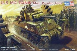 Hobby Boss 84802 U.S M4 TANK Mid Model (1:48)