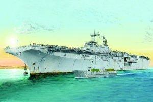 Hobby Boss 83404 USS Kearsarge LHD-3 1/700