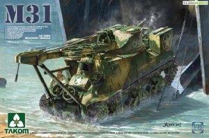 Takom 2088 M31 US Tank Recovery Vehicle 1/35