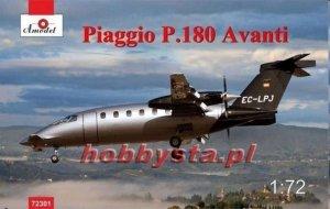 A-Model 72301 Piaggio P.180 Avanti 1:72