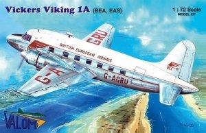 Valom 72149 Vickers Viking Mk.1A 1/72
