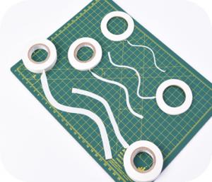 Border Model BD0002-10 Masking tape for curves: 10mm