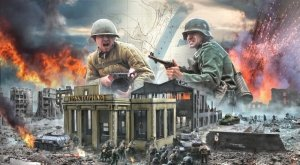 Italeri 6193 STALINGRAD SIEGE 1942 - BATTLE SET 1/72