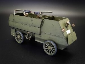 Copper State Models 35006 Canadian Armoured MG Carrier 1/35