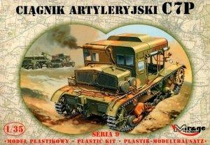 Mirage Hobby 35901 C7P Heavy Artillery Tractor (1:35)