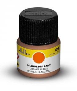 Heller 9018 018 Orange - Gloss 12ml