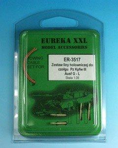 Eureka XXL ER-3517 PzKpfw-III Ausf. G-L 1:35