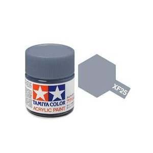 Tamiya 81325 Acryl XF-25 Light Sea Gray 23ml