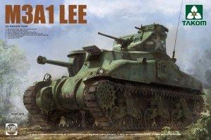 Takom 2114 Medium Tank M3A1 LEE 1/35