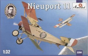 A-Model 03204 Nieuport 11 (Italian Air Force IWW) 1:32