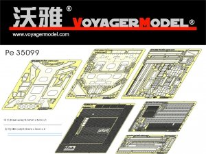 Voyager Model PE35099 BR 52 part 2 1/35