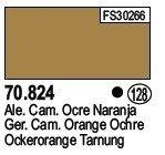 Vallejo 70824 Ger. Cam. Orange Ochre (128)