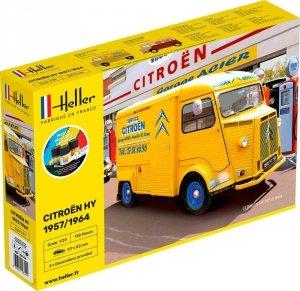 Heller 56744 Starter Set - Citroen Type H 2 decorations 1/24