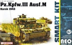 Dragon 6521 Pz.Kpfw.III Ausf.M Kursk 1943 - Neo Smart Kit 1/35
