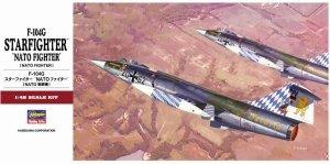 Hasegawa PT20 NATO Fighter F-104G Starfighter NATO Fighter 1/48
