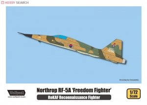 Wolfpack WP17202 RF-5A Freedom Fighter 1/72