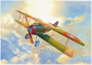 Merit 62401 SPAD S.XIII WWI 1/24