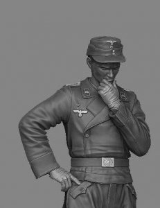 Panzer Art FI35-134 German Tank mechanic No.1 1/35