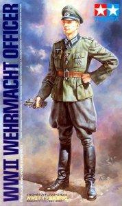Tamiya 36315 Wehrmacht Officer - WWII (1:16)
