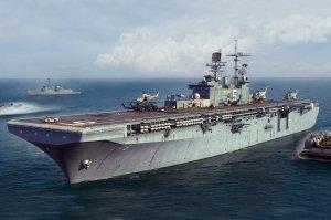 Hobby Boss 83406 USS Bataan LHD-5 1/700