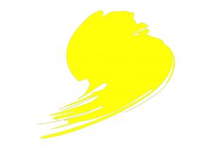 Hataka Hobby HTK-B105 Luminous Yellow (RAL1026) 17ml